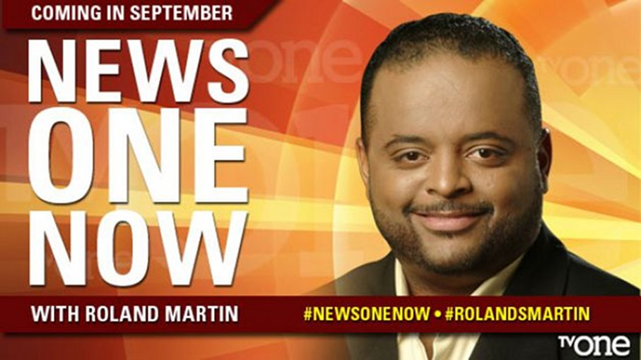 Radio 1 News: Roland Martin Announced As New Host On Radio One And TV One