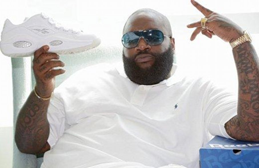 From this video it looks like Rick Ross might be making a move back to ...