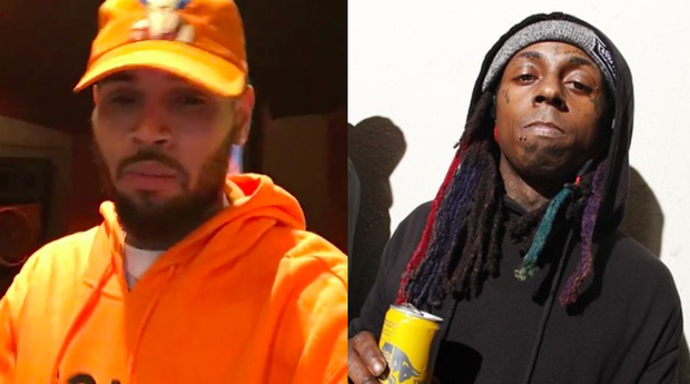 Chris Brown, Lil Wayne Implicated In Miami Sizzurp Drug Operation